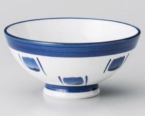 かすり丸碗