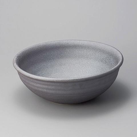 赤銀彩惣菜鉢 画像