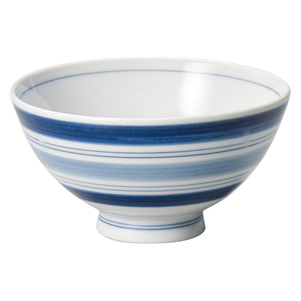 藍輪飯碗(小)