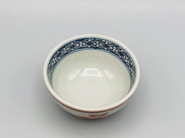 赤絵花煎茶(在庫86限り) サムネイル2