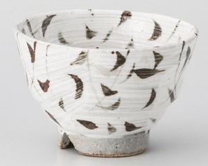 刷毛錆草紋切煎茶