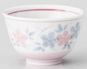 薄墨桜反煎茶(赤)
