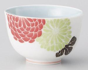 菊紋外ビスク煎茶