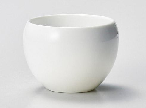 白磁たまご煎茶