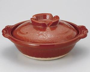 赤楽9号鍋