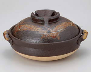 鉄赤格子8号鍋