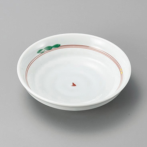 錦水玉4.0深皿 画像