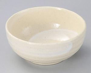 白刷毛目小鉢