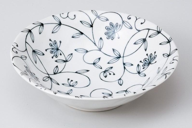 夢の花5.0浅鉢