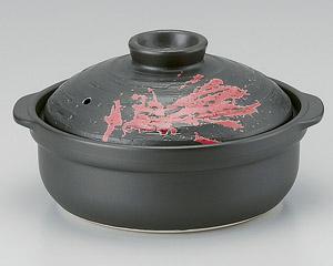 石目 炎8号鍋(IH)