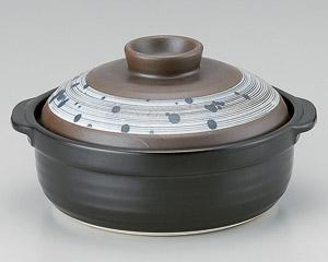 和(なごみ) 漆染10号鍋