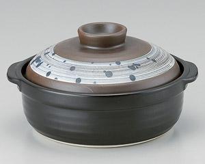 和(なごみ) 漆染9号鍋