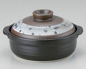 和(なごみ) 漆染8号鍋