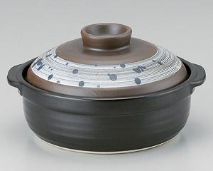 和(なごみ) 漆染7号鍋(IH)