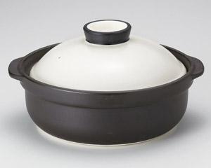 宴白/黒8号鍋
