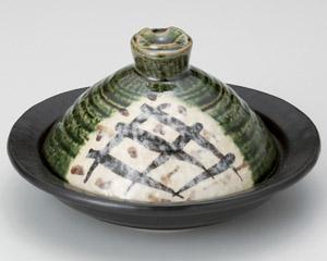 織部格子楕円鍋