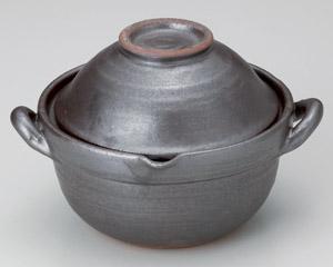 鉄結晶碗付雑炊鍋