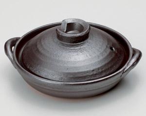 鉄釉6号陶板