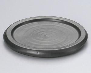 黒(手造り)ミニステーキ陶板