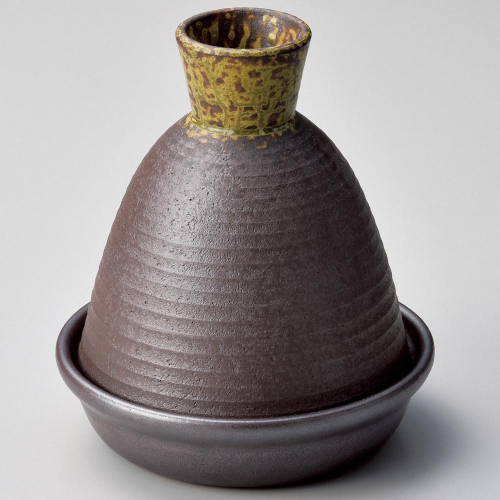 焼締タジン鍋(小)16cm