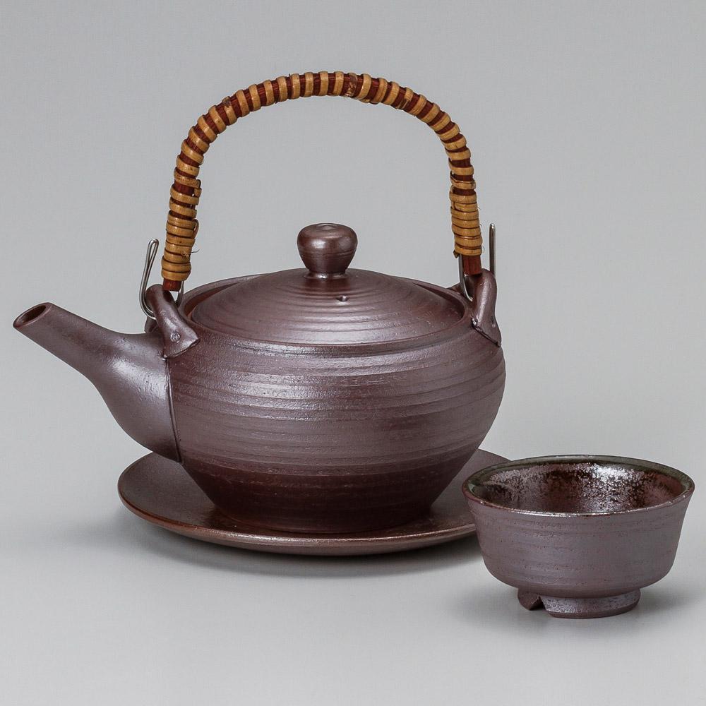 南蛮鉄鉢土瓶むし