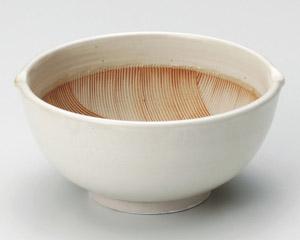白マット6.5スリ鉢
