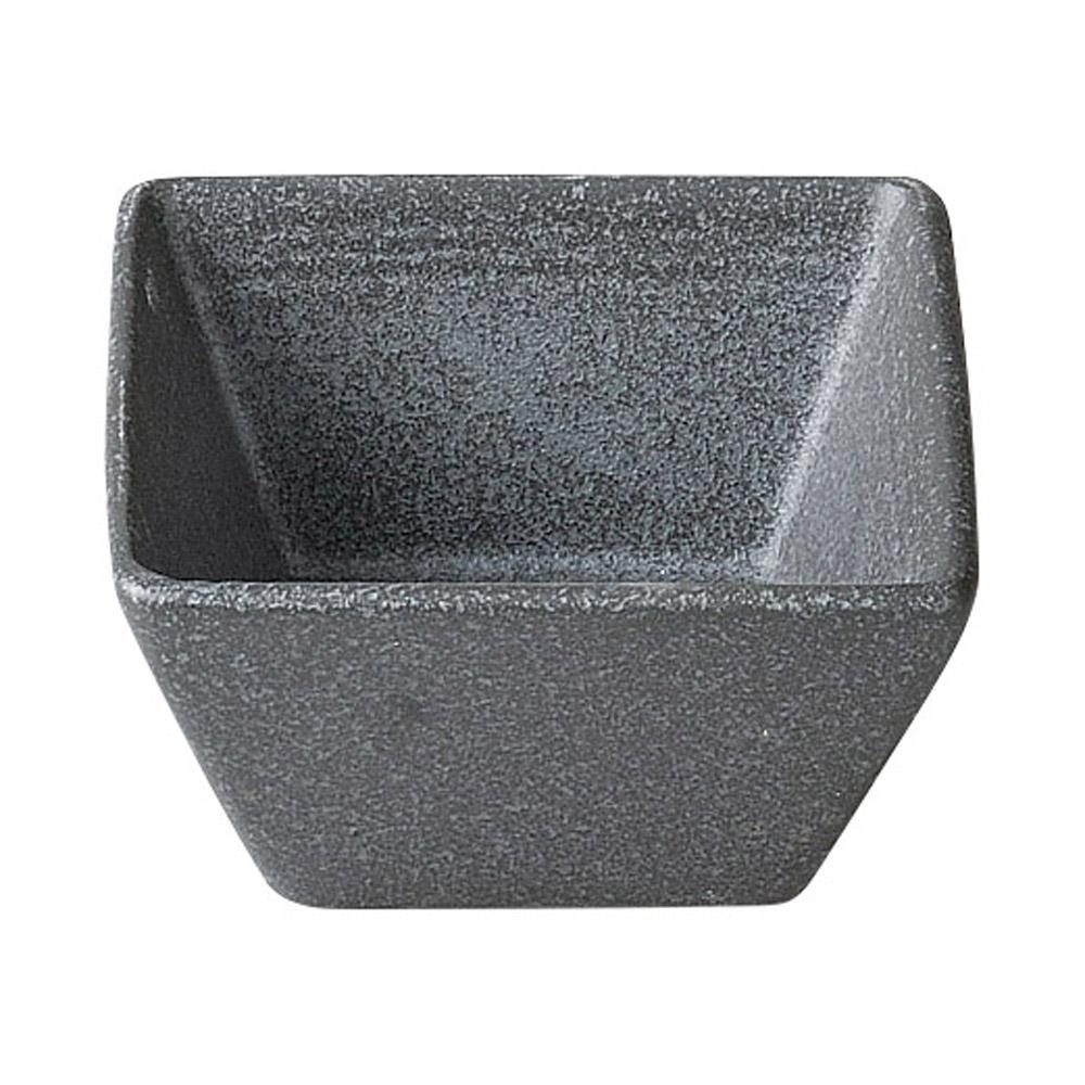 鉄ペーパー 三本線11cm角小鉢