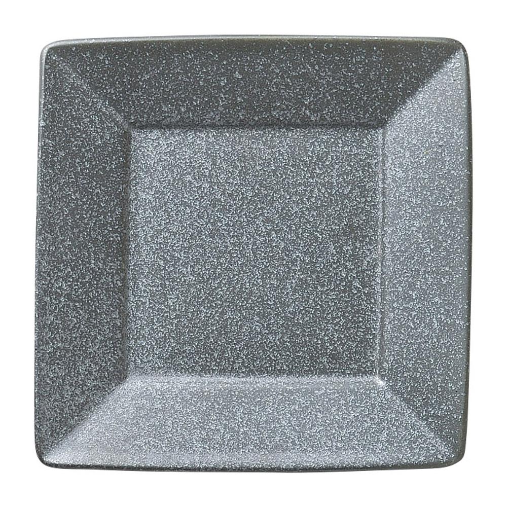 鉄ペーパー スクウェアー16cm銘々皿