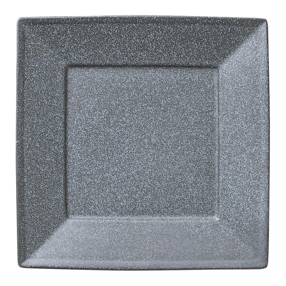 鉄ペーパー スクウェアー21cm角皿