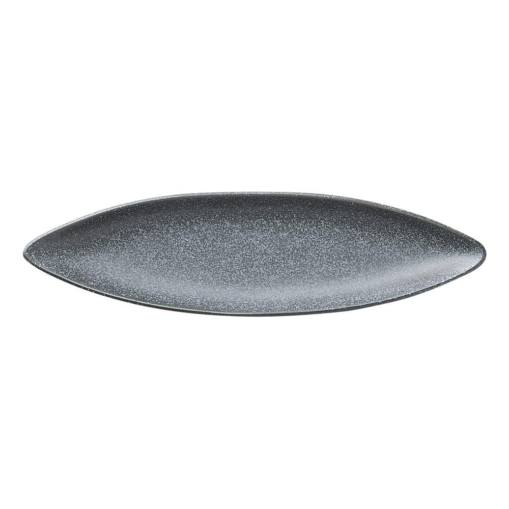 鉄ペーパー リーフディッシュ26cm 小