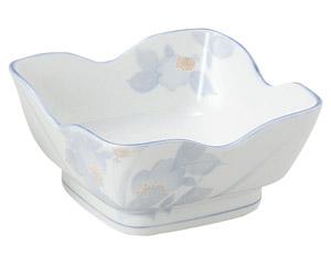 まごころ 花角刺身鉢