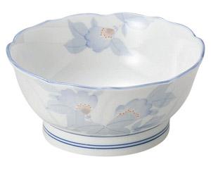 まごころ 桔梗型刺身鉢