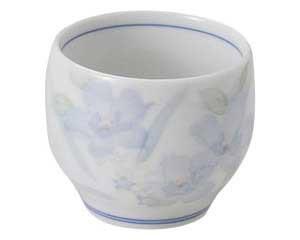 花のささやき 京型玉湯呑
