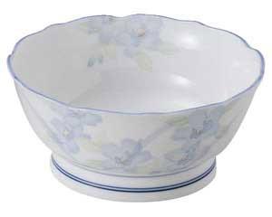 花のささやき 桔梗型刺身鉢
