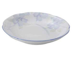 花のささやき 花型4.0皿