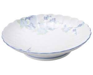 やすらぎ 菊形天皿