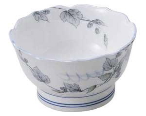 清彩つた 桔梗型4.0小鉢