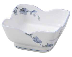 清彩つた 花角刺身鉢