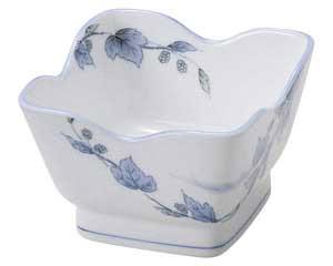 清彩つた 花角4.5小鉢