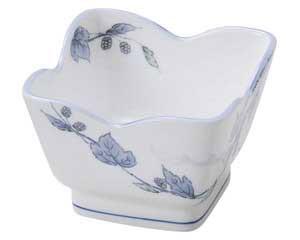 清彩つた 花角4.0小鉢