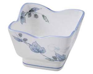 清彩つた 花角3.6小鉢