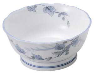 清彩つた 桔梗型刺身鉢