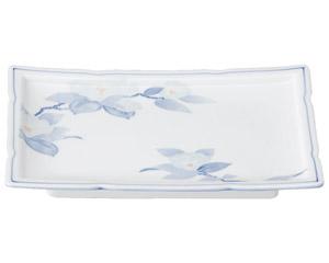 清華 焼物皿