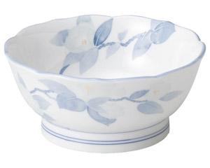 清華 桔梗刺身鉢