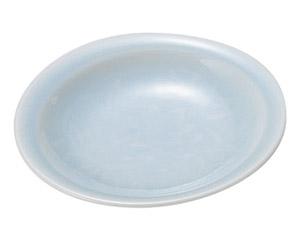 青白磁唐草 3.0皿