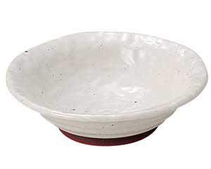 粉引石目 4.0鉢