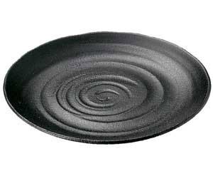 天目結晶 7.5丸皿