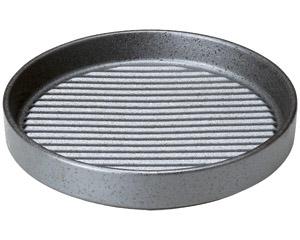 弥勒 21cm焼肉切立皿