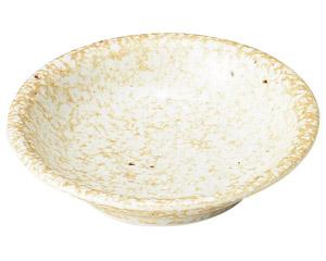 窯変志野 3.0寸皿