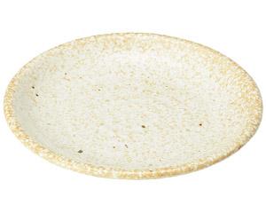 窯変志野 5.0寸皿